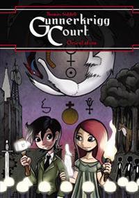 Gunnerkrigg Court 1