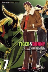 Tiger & Bunny 7