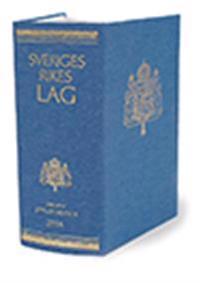 Sveriges Rikes Lag 2015 (klotband) : När du köper Sveriges Rikes Lag 2015 får du även tillgång till lagboken som app med riktig lagbokskänsla.