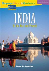 Language, Literacy & Vocabulary - Reading Expeditions (Ancient Civilizations): India in the Past and Present