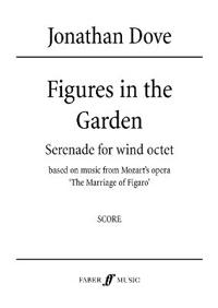 Figures in the Garden: Serenade for Wind Octet, Score