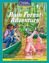 Content-Based Chapter Books Fiction (Science: Planet Patrol): Rain Forest Adventure
