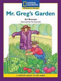 Mr. Greg's Garden