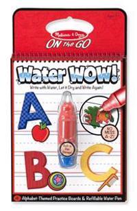 Water Wow! - Alphabet