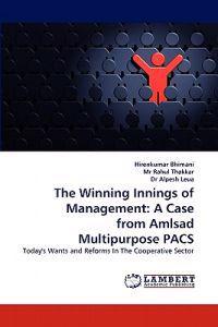The Winning Innings of Management