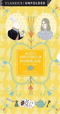 Alice's Adventures in Wonderland Unfolded: Retold in Pictures by Yelena Brysenskova - See the World's Greatest Stories Unfold in 14 Scenes