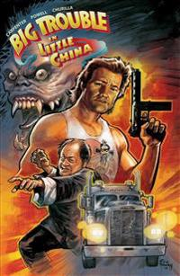 Big Trouble in Little China, Volume 1