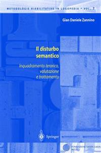 Il Disturbo Semantico