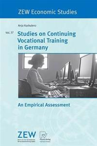 Studies on Continuing Vocational Training in Germany
