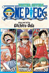 One Piece Water Seven 37-38-39