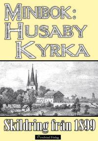 Minibok: Husaby kyrka år 1899