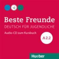 Beste Freunde A2/2. Audio-CD zum Kursbuch
