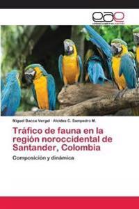 Trafico de Fauna En La Region Noroccidental de Santander, Colombia