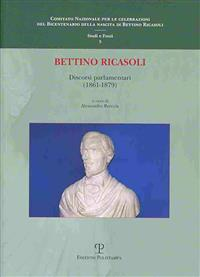 Discorsi Parlamentari: (1861-1879)