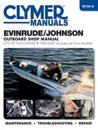 Clymer Manuals Evinrude / Johnson 2-Stroke Outboard Shop Manual