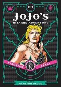 Jojo's Bizarre Adventure Part 1 Phantom Blood 3