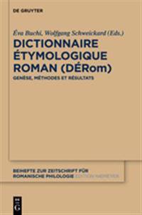 Dictionnaire Etymologique Roman (Derom)