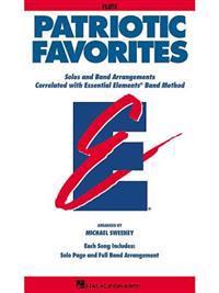 Patriotic Favorites - Flute