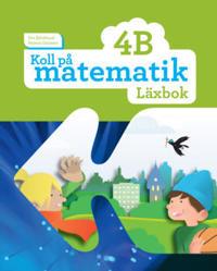 Koll på matematik 4B Läxbok