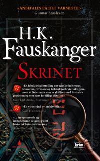 Skrinet - H. K. Fauskanger   Inprintwriters.org