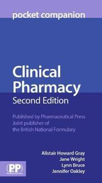 Clinical Pharmacy Pocket Companion