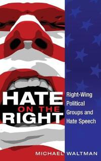 Hate on the Right: Right-Wing Political Groups and Hate Speech