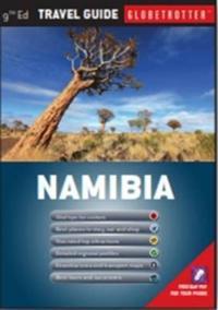 GlobetrotterTravel Map Namibia
