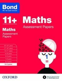Bond 11+: Maths: Assessment Papers