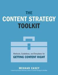 The Content Strategist's Toolkit