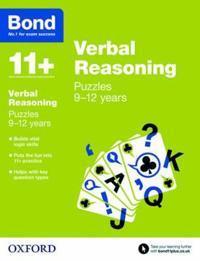 Bond 11+: verbal reasoning: puzzles - 9-12 years
