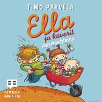 Ella ja kaverit lapsenvahteina (cd)