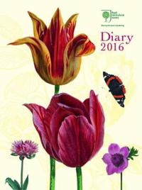 Royal Horticultural Society Pocket Diary 2016