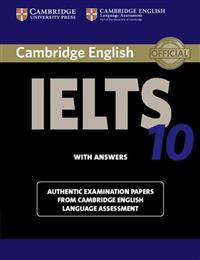 Cambridge English IELTS 10 with Answers