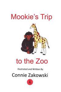 Mookie's Trip to the Zoo
