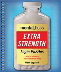Mental Floss Extra-Strength Logic Puzzles