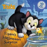 Disney Tails Figaro's Halloween Surprise