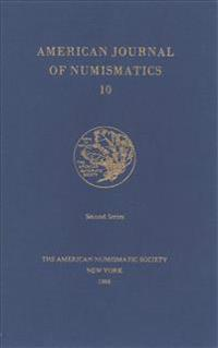 American Journal of Numismatics 10 (1998)