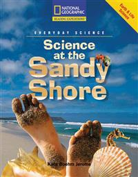 Science at the Sandy Shore