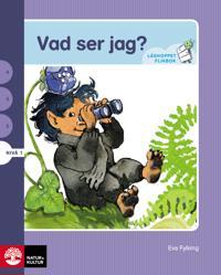 Läshoppet Nivå 1 - Flikböcker, 4 titlar