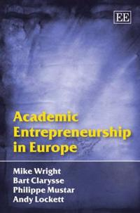 Academic Entrepreneurship in Europe
