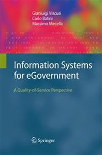 Information Systems for eGovernment