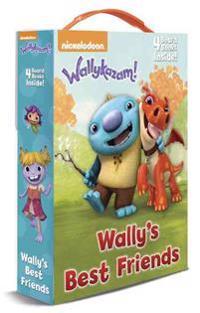 Wally's Best Friends (Wallykazam!)
