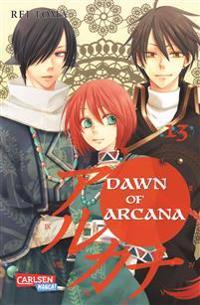Dawn of Arcana 13