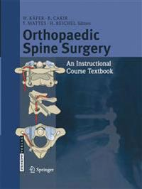 Orthopaedic Spine Surgery