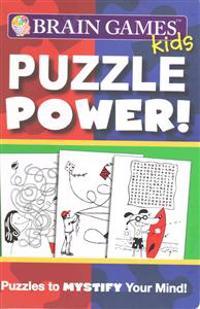 Brain Games Kids Puzzle Power!