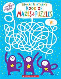 Thomas Flintham's Book of Mazes & Puzzles