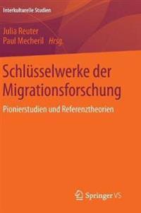 Schlusselwerke Der Migrationsforschung: Pionierstudien Und Referenztheorien