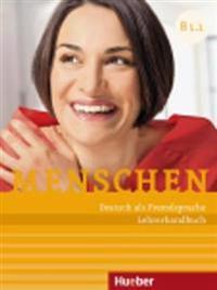 Menschen B1. Paket Lehrerhandbuch B1/1 und B1/2