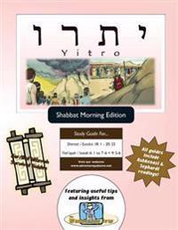 Bar/Bat Mitzvah Survival Guides: Yitro (Shabbat Am)