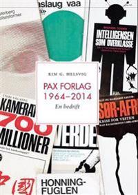 Pax forlag 1964 - 2014